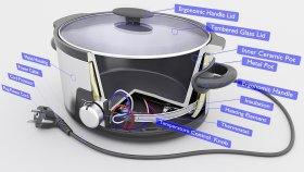 Pressure Cooker Pot Inside 3d (1)