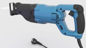 Hedge Trimmer Battery 3d (2)