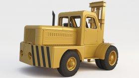 Forklift 4045M Lwow Klaparow Low 3d (1)