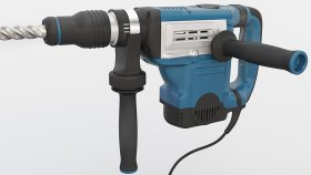Hammer Electric SDS Rotary Hammer Drill 3d (3)
