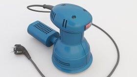 Grinder Oscillatory Tool 3d (1)