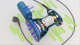 Inside Grinder Oscillatory Tool 1 3d