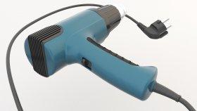 Heat Gun 2 3d