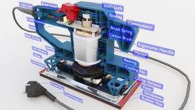 Sheet Orbital Sander Lowpoly Inside 3d (1)