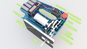 Inside Power Jigsaw Battery Lowpoly 3d (2)