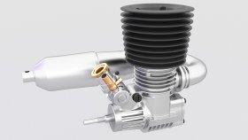 Nitro Engine RC 3d (1)