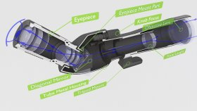 Telescope Spotting Scope Inside 3d (4)