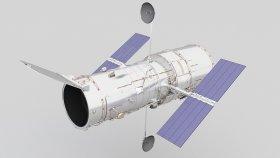 Telescope Hubble 3d (7)