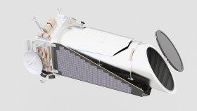 Telescope Kepler 3d (9)