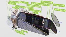 Telescope Kepler Inside 3d (9)