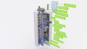 SewagePump Station Inside 3d (2)