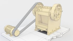 Hammer Mill Low 3d (1)