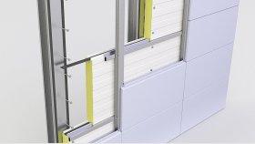 Wall Inside Facade Panels Metal Sheet 3d (17)