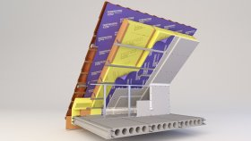 Attic Inside Two-layer Insulation 3d (5)