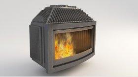 FirePlace insert 3d (1)