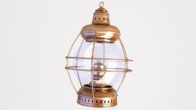 Lamp & Ship Lantern 3d (189)