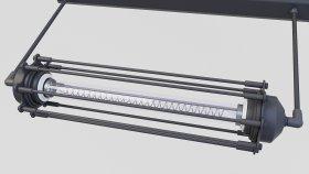 Lamp Steampunk & Loft 3d (163)