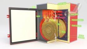 Boiler Furnace Biomass Inside 3d (4)