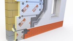 Wall Inside Insulation Plastering Mortar PUR & PIR 3d (23)