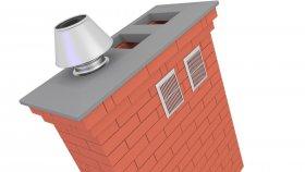 Chimney Bricks 3d 31