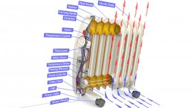 Radiator Electric Oil Filled Convection Heater Inside 3d (5)