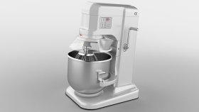 Machinery Food Planetary Mixer 3d (3)
