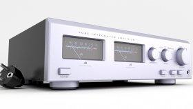 HiFi Amplifier 3d 29