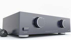 HiFi Amplifier 3d 31