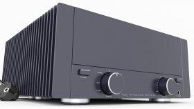 HiFi Amplifier 3d 33