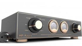 HiFi Amplifier 3d 35