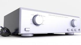 HiFi Amplifier 3d 36