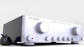 HiFi Amplifier 3d 37