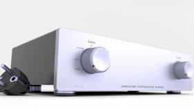 HiFi Amplifier 3d 39