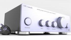 HiFi Amplifier 3d 40