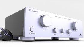 HiFi Amplifier 3d 41