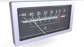 HiFi UV Meter 3d 3