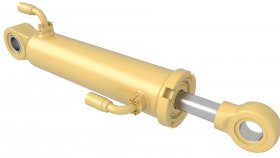 Hydraulic Piston 3d 6