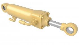 Hydraulic Piston 3d 8