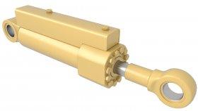 Hydraulic Piston 3d 15