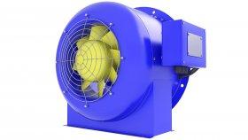 Fan Duct Ventilation 3d 30