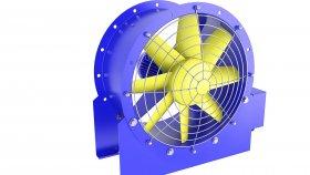 Fan Duct Ventilation 3d 31