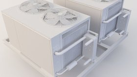 Industrial air conditioning 3d (1)