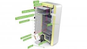 Inside Refrigerator Infographic 3d (1)