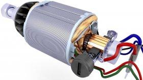 Electric Motor 3d 23