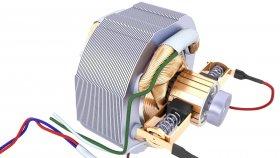 Electric Motor 3d 25
