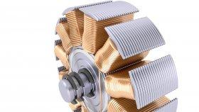 Electric Motor Stator 3d 28