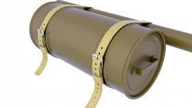 Box & Cargo Metal Industrial 3d 6