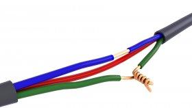 Cable Damaged 3d 1