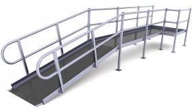 Traction Ramps & Wheelchair & Mat 8