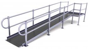 Traction Ramps & Wheelchair & Mat 9